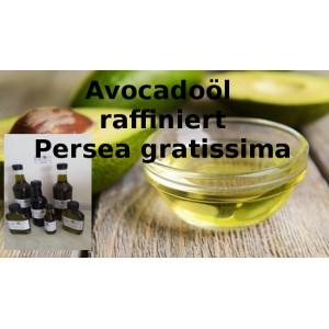 """Avocadoöl raffiniert grün DAC Qualität reine Öle von """"Mäc Spice"""""""