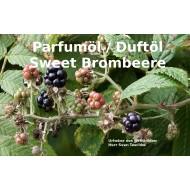 Brombeere sweet - süß Parfumöl