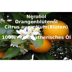 "Neroliöl Orangenblüten Citrus aurantium naturreines Neroliöl ""Mäc Spice"""