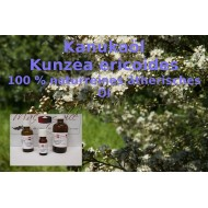 "Kanukaöl ""Wildsammlung""  Kunzea ericoides weisser Teebaum"