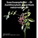 Szechuanpfeffer Öl  (Zanthoxylum piperitum) naturreines ätherisches Öl