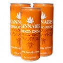Cannabis Energy Drink 250 ml mit Hanfextact auch als Tray