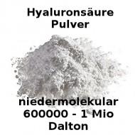 "Hyaluronsäure niedermolekular Anti Aging Pulver ""Mäc Spice"""