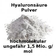 "Hyaluronsäure hochmolekular Anti Aging Pulver ""Mäc Spice"""
