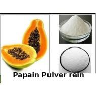 Papain Pulver (aus Papaya) - reines Papain