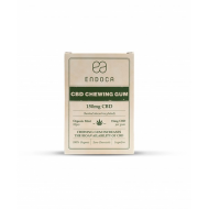 Endoca CBD Kaugummi 150 mg Box mit 10 Kaugummis