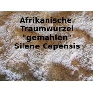 Afrik. Traumwurzel gemahlen Silene Capensis / Undata reine Natur