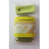 """Räucherstäbchen, -Blätter  """"Lemongras"""" rechteckig"""