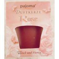 """Duftkerze  -  """"pajoma"""" - Rose"""
