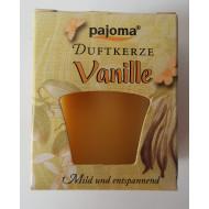 "Duftkerze  -  ""pajoma"" - Vanille"