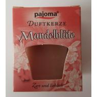 "Duftkerze  -  ""pajoma"" - Mandelblüte"