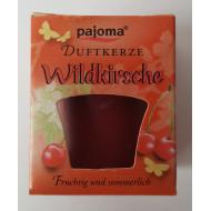 """Duftkerze  -  """"pajoma"""" - Wildkirsche"""