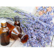 naturidentisches Lavendelöl / ätherisches Öl