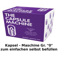 "Capsule Machine ""0"" Kapselmaschine für Kapselgröße ""0"""