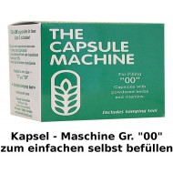 "Capsule Machine ""00"" Kapselmaschine für Kapselgröße ""00"""
