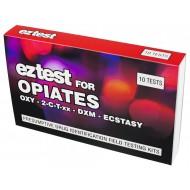 EZ-Test für Opiate Drogenschnelltest 10 x Test