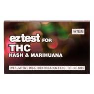 EZ-Test für THC Drogenschnelltest 10 x Test