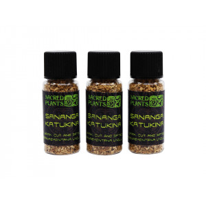Sacred Plants - Sananga rootbark 3 Gramm Pack (Tabernaemontana undulata)