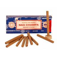 10 Räucherkegel Satya Sai Baba Nag Champa