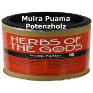 Muira puama  Potenzholz geschnitten