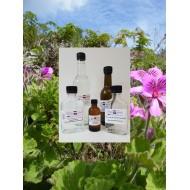 """Geranienwasser alkoholfrei Geranium - Hydrolat 100% Qualität """"Mäc Spice"""""""