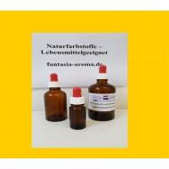 Naturfarbstoff Gelb, flüssig  (Carotin)