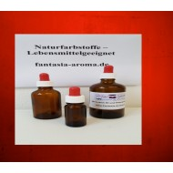 Naturfarbstoff rot / orange, flüssig  (Paprika)