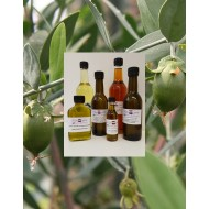 """Bio Jojobaöl zert. 100% ökol. Landbau 1.Kaltpressung """"Mäc Spice"""""""