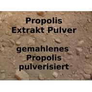 """Propolis Pulver beste Imkerqualität """"gereinigt"""" von Mäc Spice"""