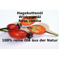 "Hagebuttenöl Wildrosenöl raffiniert ""Mäc Spice"""