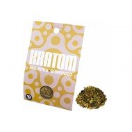 Kratom Malaysia (Mitragyna speciosa) gemahlen 10 Gramm