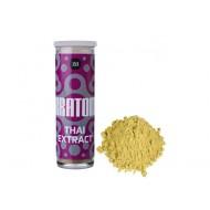Kratom Thai (Mitragyna speciosa) Extrakt 15fach