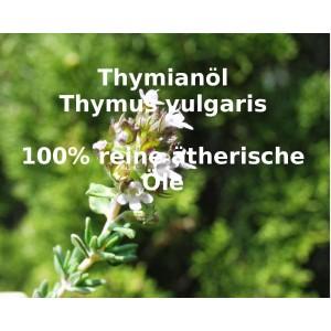 """Thymianöl  Thymus  vulgaris naturrein """"Mäc Spice"""""""