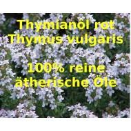Thymianöl rot  thymus vulgaris c.t. thymol 45/50 % Thymol