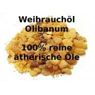 "Weihrauchöl / Olibanum Boswellia serrata naturrein ""Mäc Spice"""