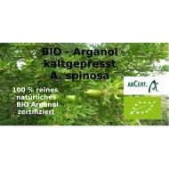 Arganöl Bio kaltgepresst natur Argania Spinosa Bio kbA