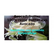 """Avocadobutter Persea Gratisima Pflegebutter von  """"Mäc Spice"""""""