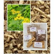 Alant Wurzel geschnitten-Inula helenium- Naturprodukt von Mäc Spice