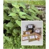 Brennnesselblätter geschnitten Urtica dioica Mäc Spice