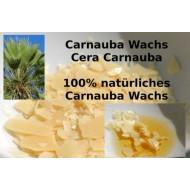 Carnaubawachs reines Carnauba - Wachs (Cera carnauba)