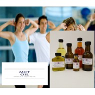 MCT Öl  Lebensmittelqualität Ersatz für Speiseöl und Fett