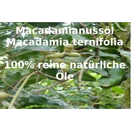 Macamianussl raffiniert  Macadamia ernifolia reines Öl