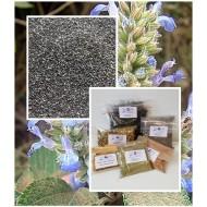 """Chia Samen (Salvia hispanica)  Nahrungsergänzung """"Mäc Spice"""" Qualität"""