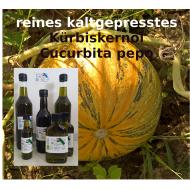 "Kürbisöl Kürbiskernöl kaltgepresst reine Öle von ""Mäc Spice"""