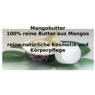 """Mangobutter Mango Butter - Pflegebutter von """"Mäc Spice"""""""
