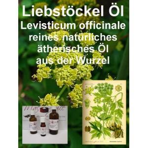 """Liebstöckelöl naturreines Levisticum officinale von """"Mäc Spice"""""""