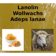 "Lanolin anhydrat Wollwachs Wollfett pestizidfrei Kosmetik Salben ""Mäc Spice"""