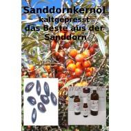 """Sanddornkernöl kaltgepresst Hippophae rhamnoides """"Mäc Spice"""""""