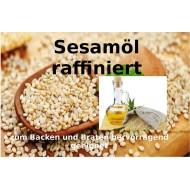 "Sesamöl raffiniert Sesamum indicum L 100% reine Öle von ""Mäc Spice"""