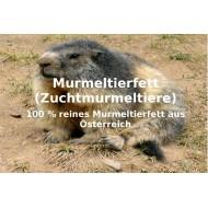 """Murmeltierfett Marmota rein natürliches Fett 100% reine Öle """"Mäc Spice"""""""